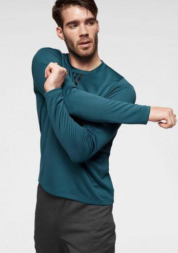 adidas Performance Funktionsshirt »3 STRIPES WARM CREW«