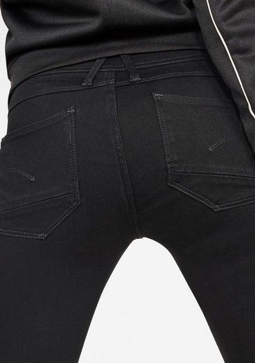 jeans Detroyed effekten »lynn Mit Super fit star G Skinny« mid Skinny D Raw 7aqPwpI