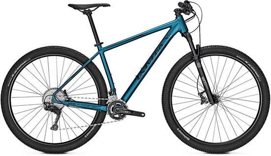 Univega Mountainbike »Summit LTD XT«, 22 Gang Shimano Deore XT Schaltwerk, Kettenschaltung