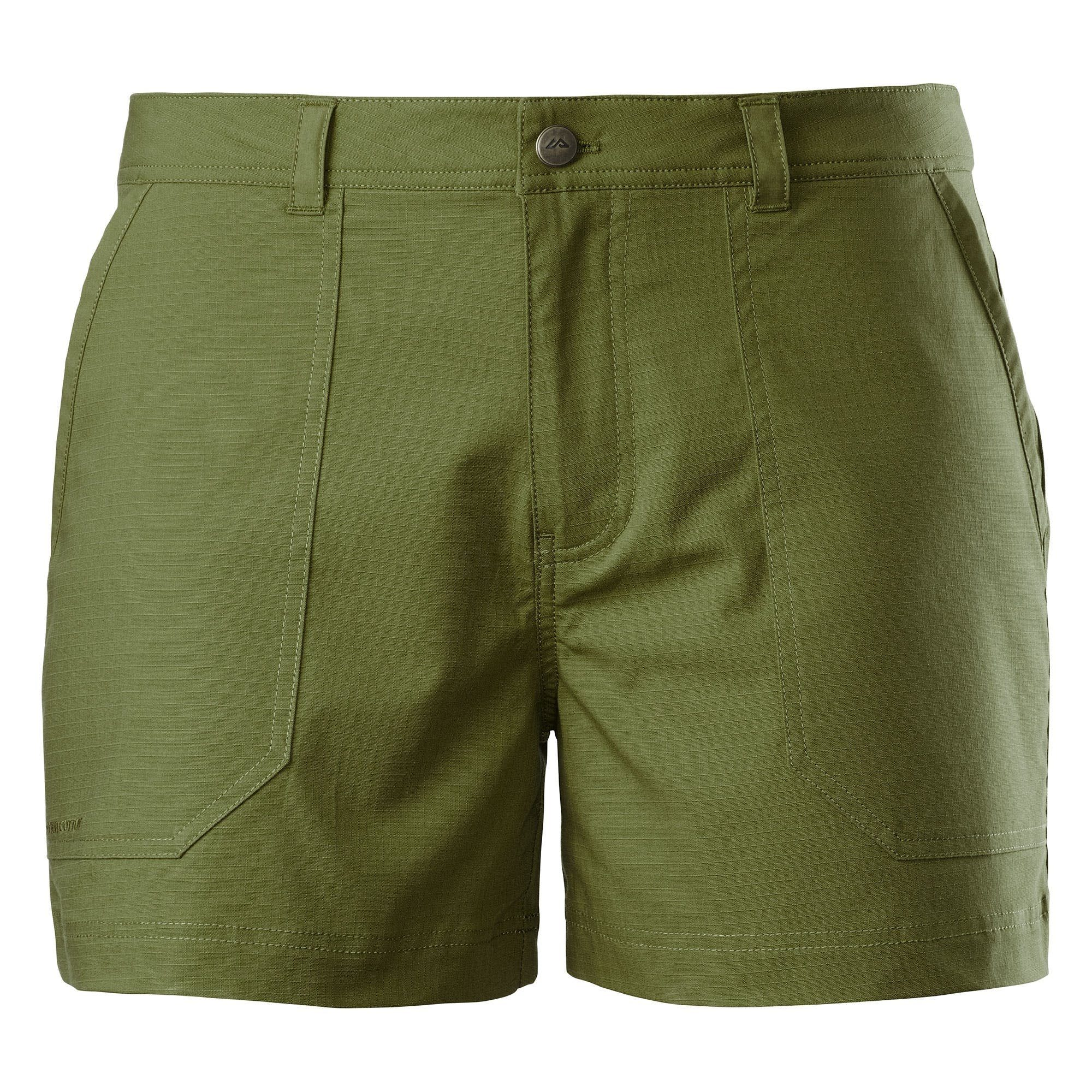 Damen Kathmandu Shorts »Nduro« blau, grün | 09419788853615