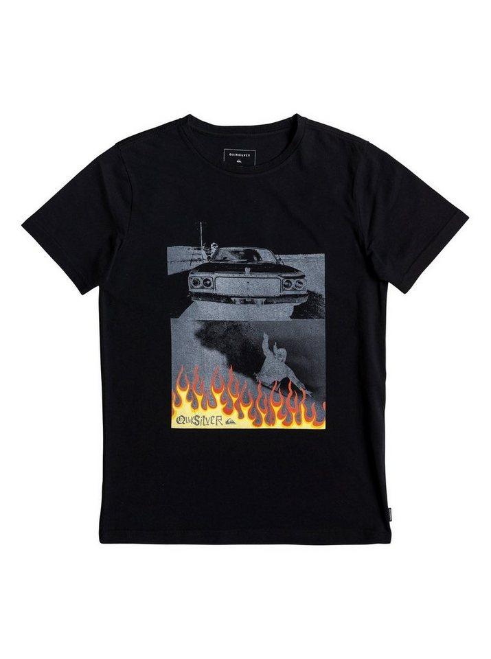 fb40b1936a76c Quiksilver T-Shirt »Against All Odd Balls« kaufen