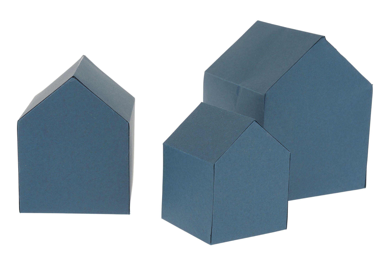 VBS Häuser Schablonen-Set