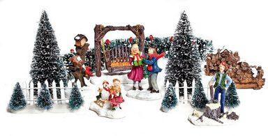 "VBS Deko-Miniaturen Set ""Winter"""