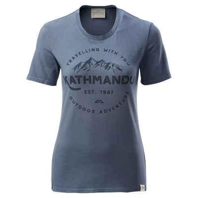 AFFLICTION T-Shirt Torn Apart Rot T-Shirts