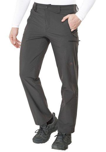 North Pants »exploration Face Regular« Outdoorhose Men The favT6n6
