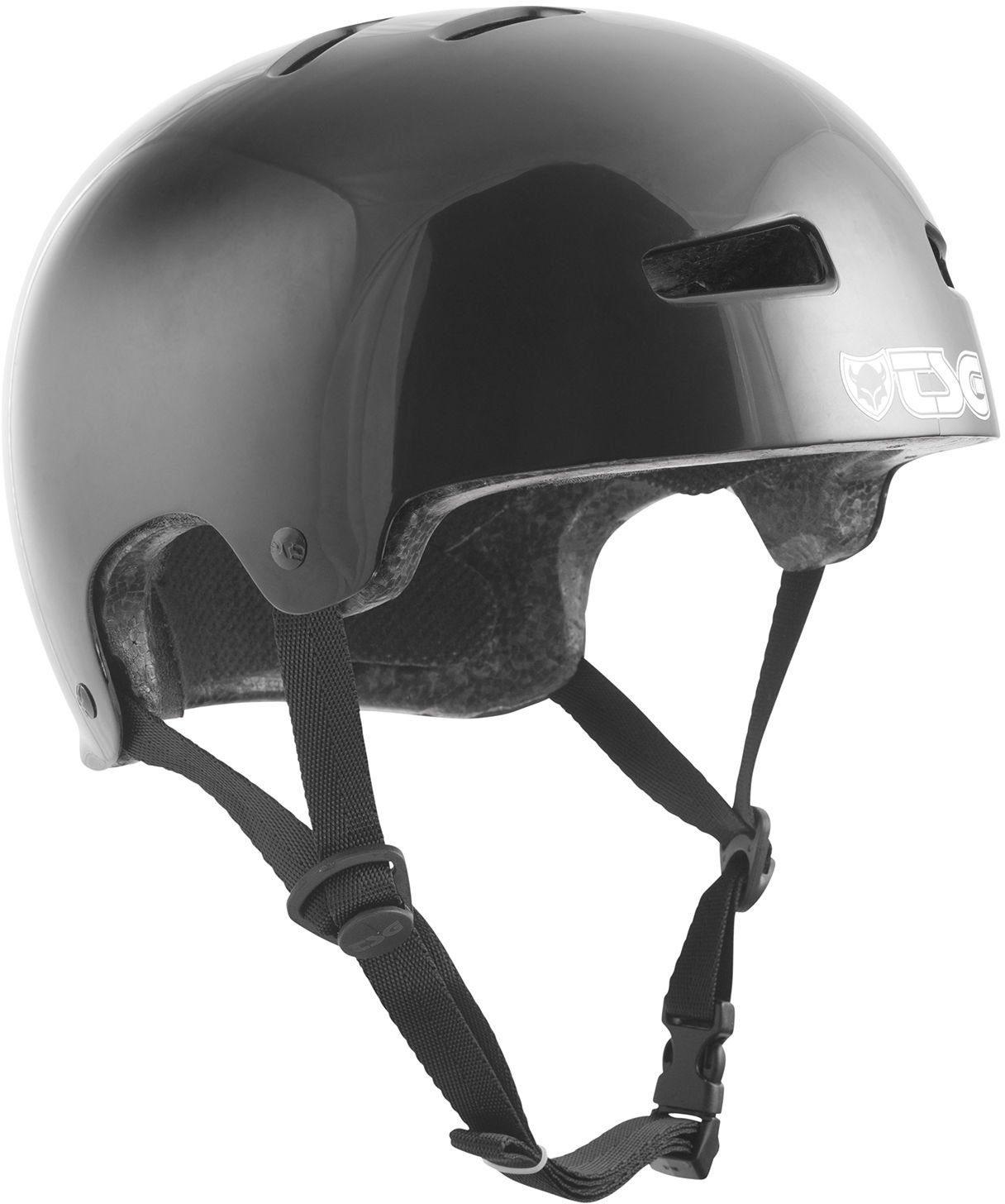 TSG Fahrradhelm »Evolution Injected Color Helmet Youth«