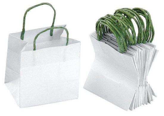 VBS Mini-Papiertüten, 24 Stück