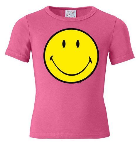 LOGOSHIRT T-Shirt mit Smiley Face-Print