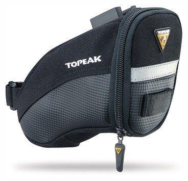 Topeak Fahrradtasche »Aero Wedge Pack Satteltasche«
