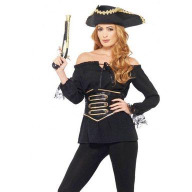Lady Lacy Piratenbluse für Damen