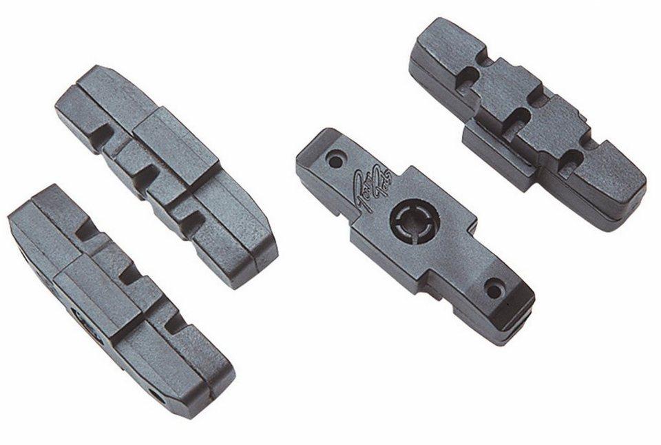 BBB Bremsbelag »BBS-09 Bremsschuhe HydroStop Cartridge schwarz«