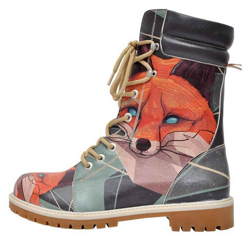 DOGO »Red Fox« Stiefel Vegan
