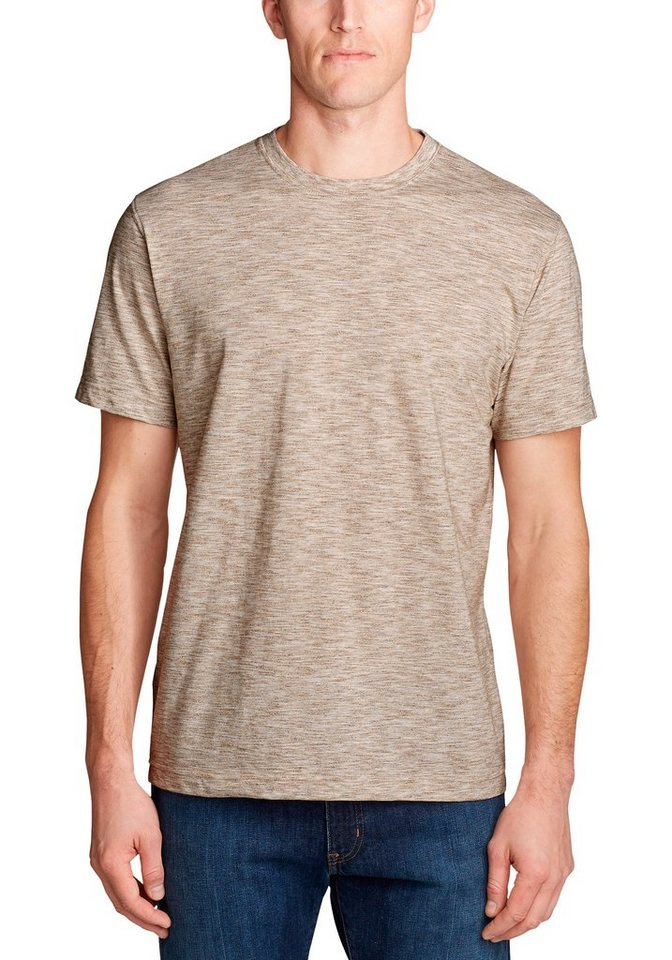 eddie bauer -  T-Shirt Legend Wash Pro Shirt - Kurzarm - Space Dye