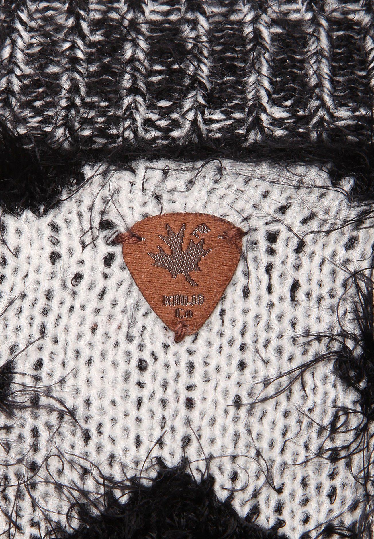 Khujo Strickjacke »lori«, Überschnittene Schultern Online Kaufen