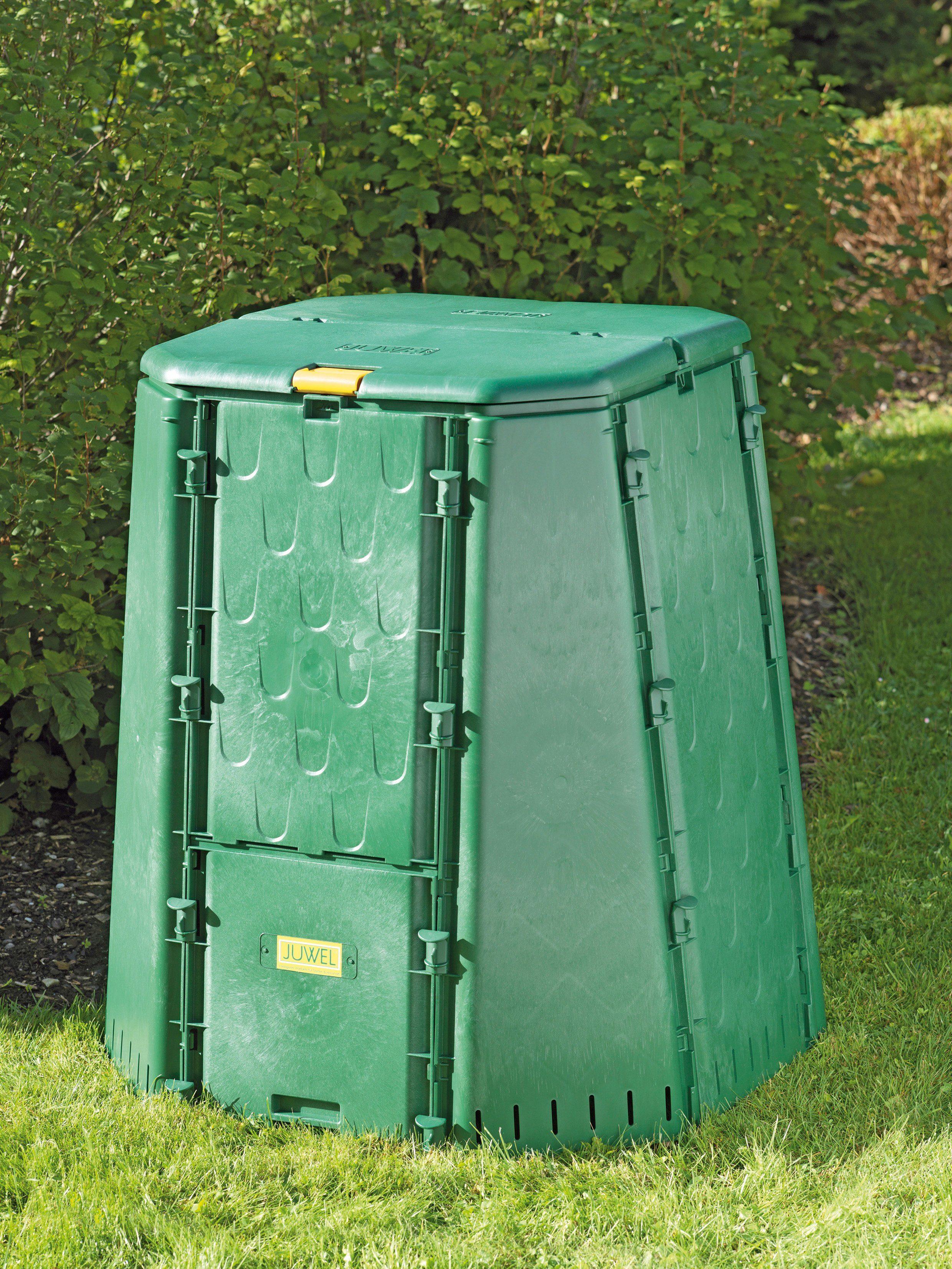 JUWEL Thermo-Komposter »Premium - Aeroquick 690«, BxTxH: 107x107x109 cm, 900 Liter