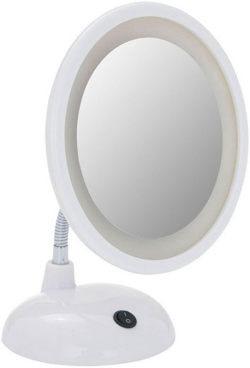 WENKO Kosmetikspiegel »Style«, 3-fache Vergrößerung