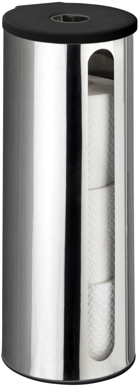 WENKO Turbo-Loc® Edelstahl Ersatzrollenhalter »Detroit«