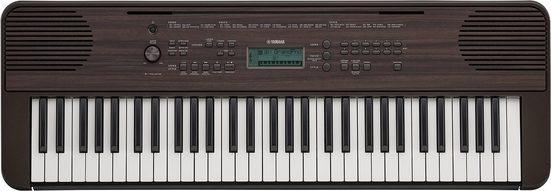 Yamaha Keyboard »PSRE360DW«, 3-stufige Lernübungen mit Hör-, Timing- und Wartemodus
