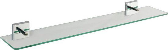 WENKO Power-Loc® Glas Wandablage »Laceno«