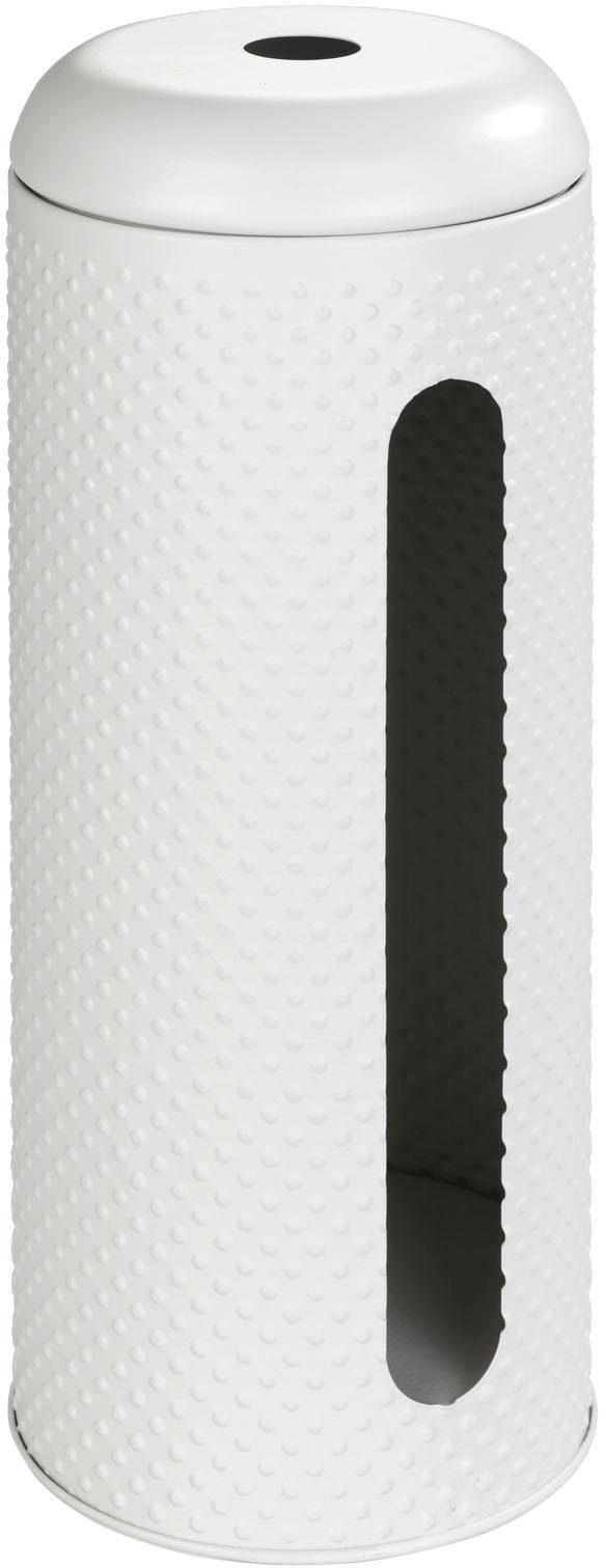 WENKO Toilettenpapier-Ersatzrollenhalter »Punto«