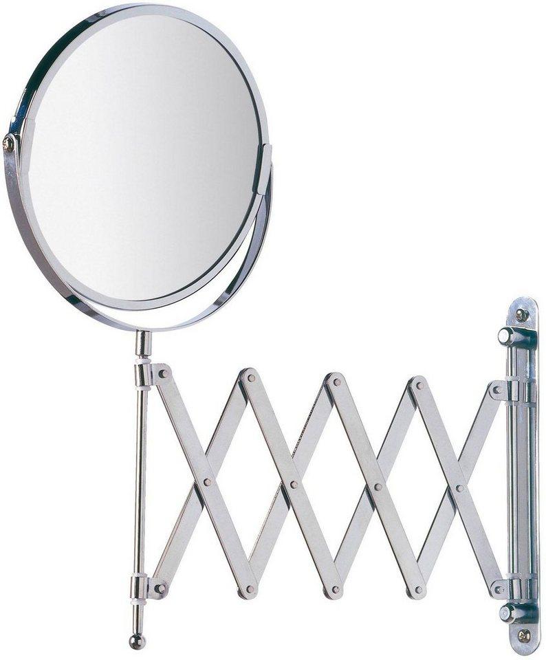 WENKO Kosmetik-Wandspiegel Teleskop »Exclusiv«