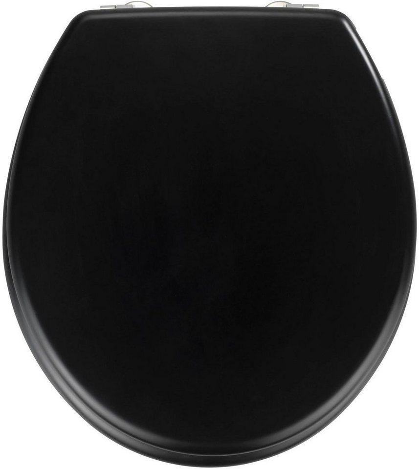 Welche Farben Passen Zu Taupe: WENKO WC-Sitz »Prima« Online Kaufen