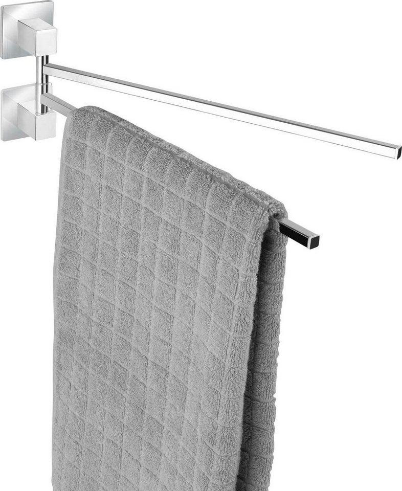 WENKO Handtuchhalter Formia Maße B T H 14 5 40 5 5