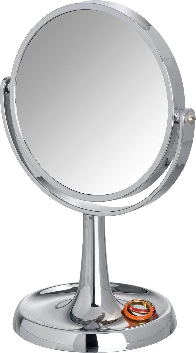 Standspiegel Spiegel Wenko Led Kosmetikspiegel Style Weiß