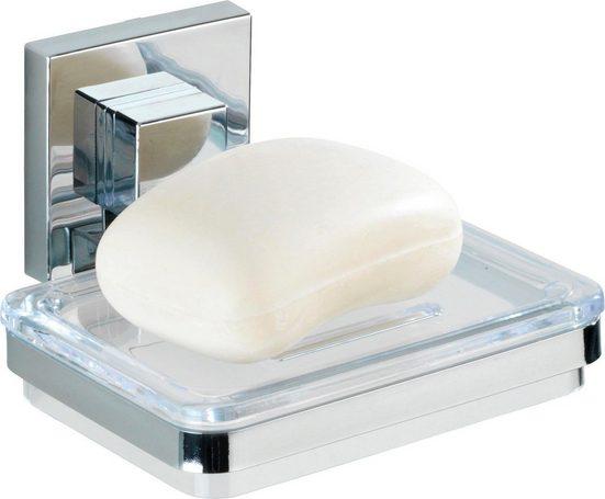 WENKO Vacuum-Loc® Seifenablage »Quadro«