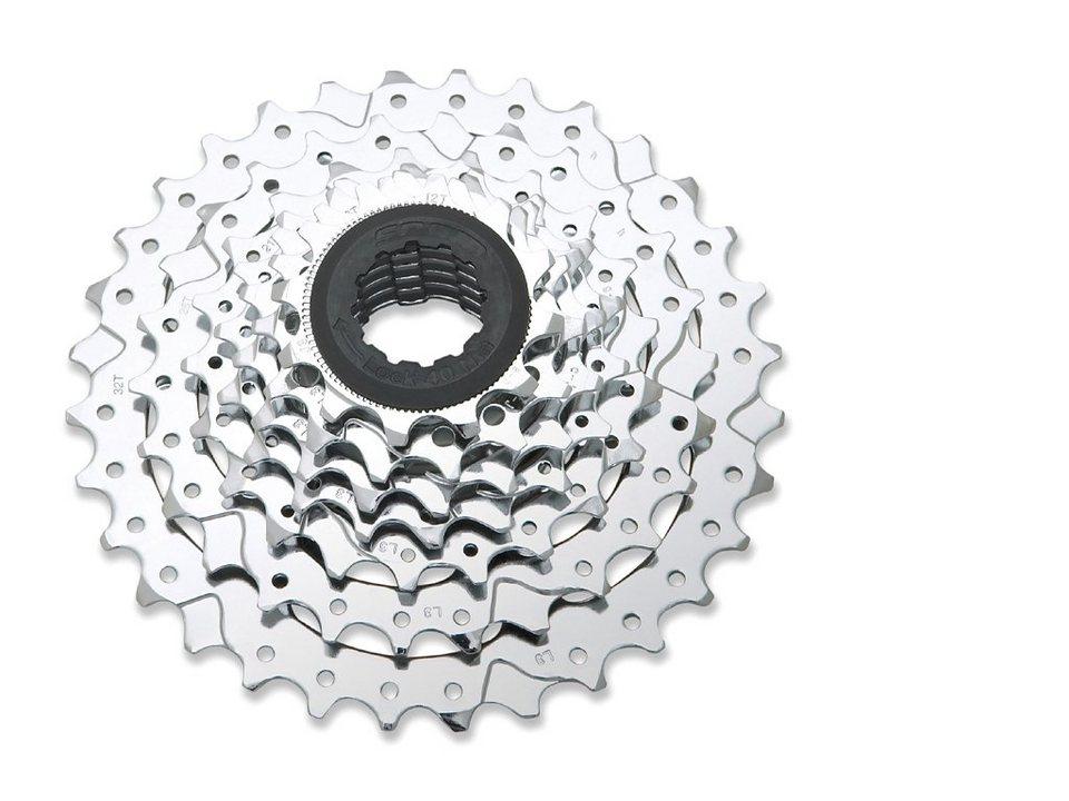 SRAM Fahrradkasetten »PG-830 Powerglide II Kassette 8-fach«