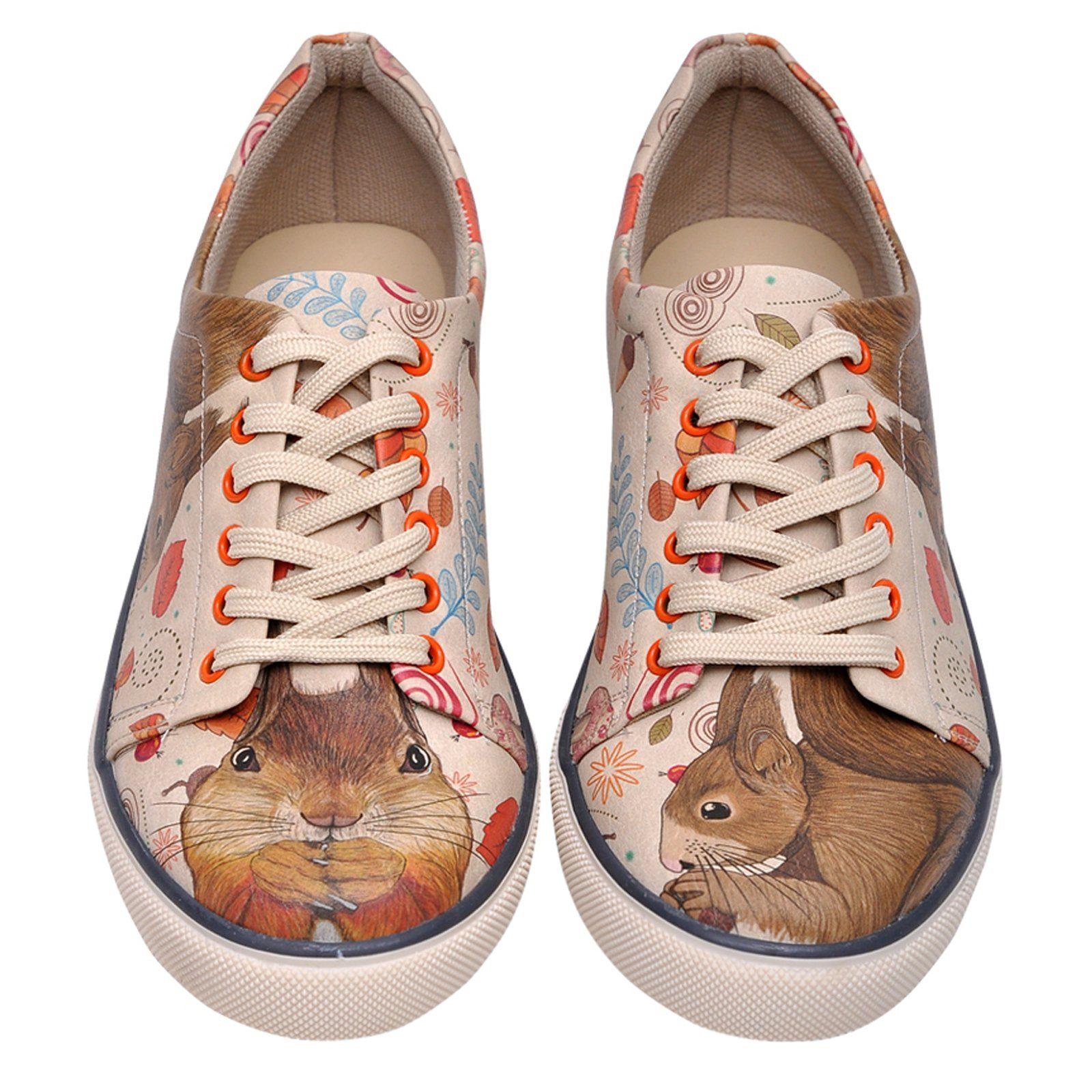 Dogo Squirrel Sneaker Vegan, Handgefertigt Online Kaufen