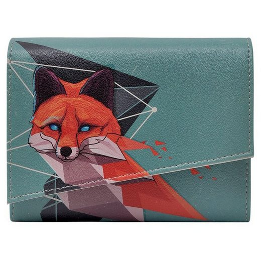 DOGO Clutch »Red Fox«, Vegan