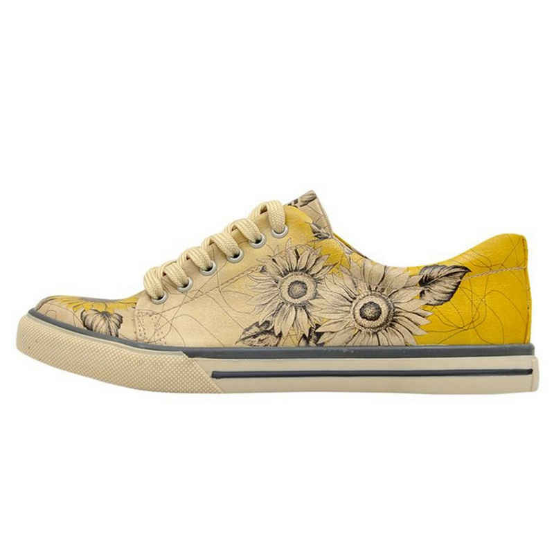 DOGO »Sunflower« Sneaker Vegan