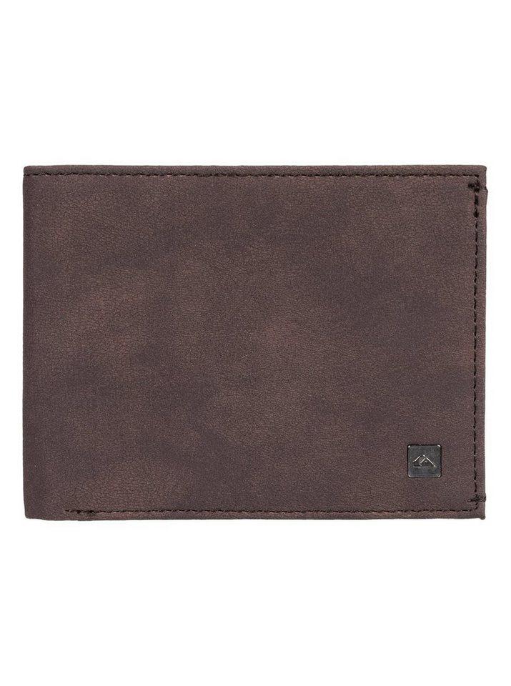 Quiksilver Brieftasche »Scorpionfish« | Accessoires > Portemonnaies > Brieftaschen | Braun | Quiksilver