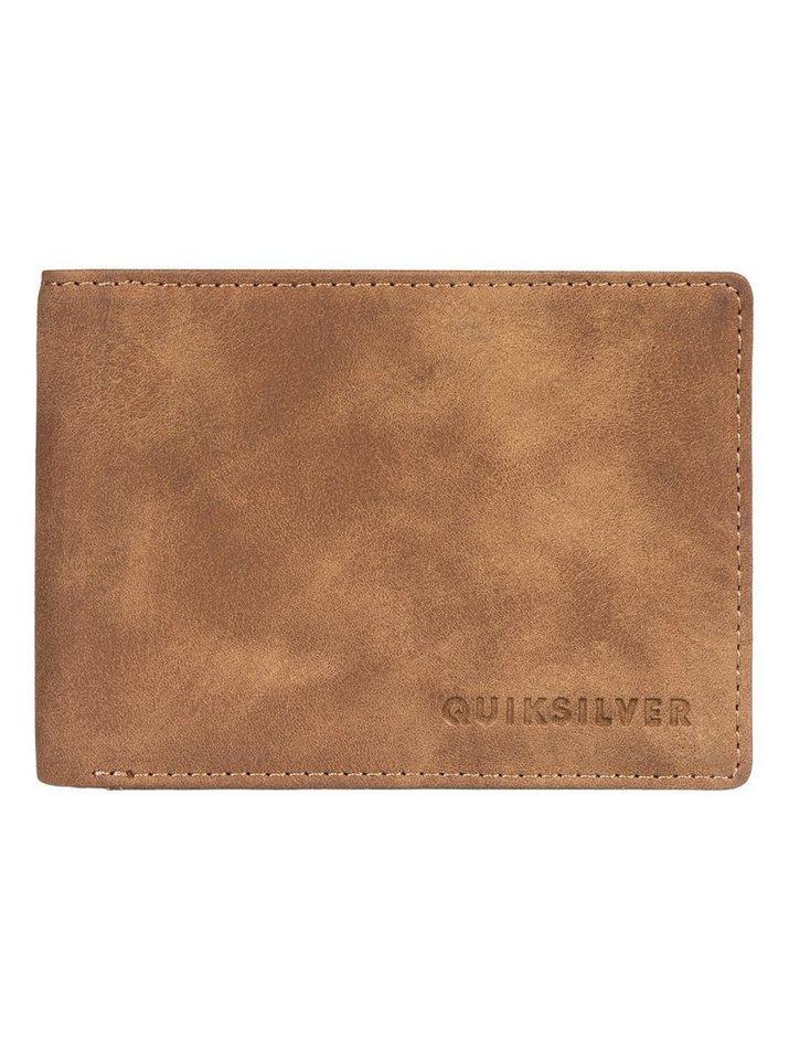 Quiksilver Brieftasche »Slim Vintage« | Accessoires > Portemonnaies > Brieftaschen | Quiksilver