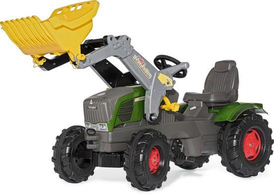 """rolly toys® Trettraktor """"rollyFarmtrac Fendt 211 Vario"""", mit Frontlader"""