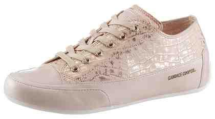 Candice Cooper »Rock« Sneaker im coolen Metallic-Look