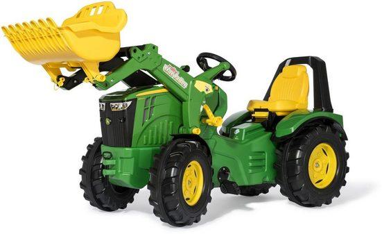 rolly toys® Trettraktor »rollyX-Trac Premium John Deere 8400R«, nit Frontlader