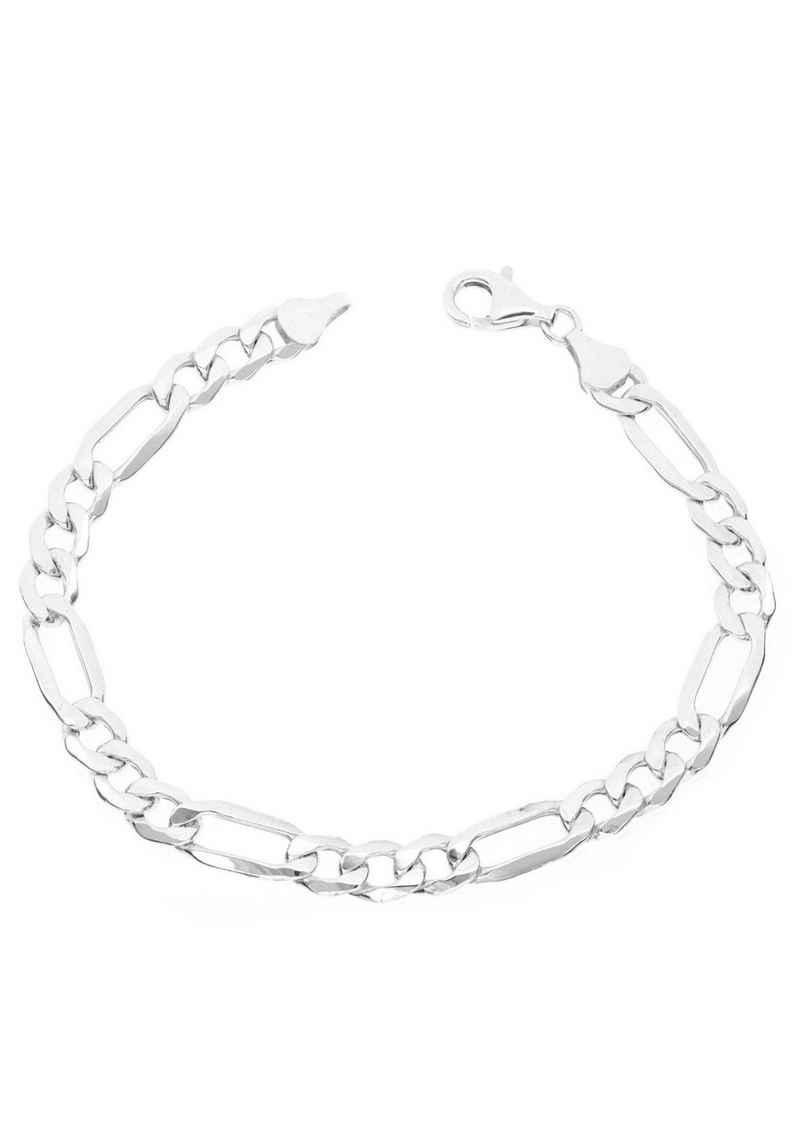 Firetti Silberarmband »Glanz, 6-fach diamantiert«