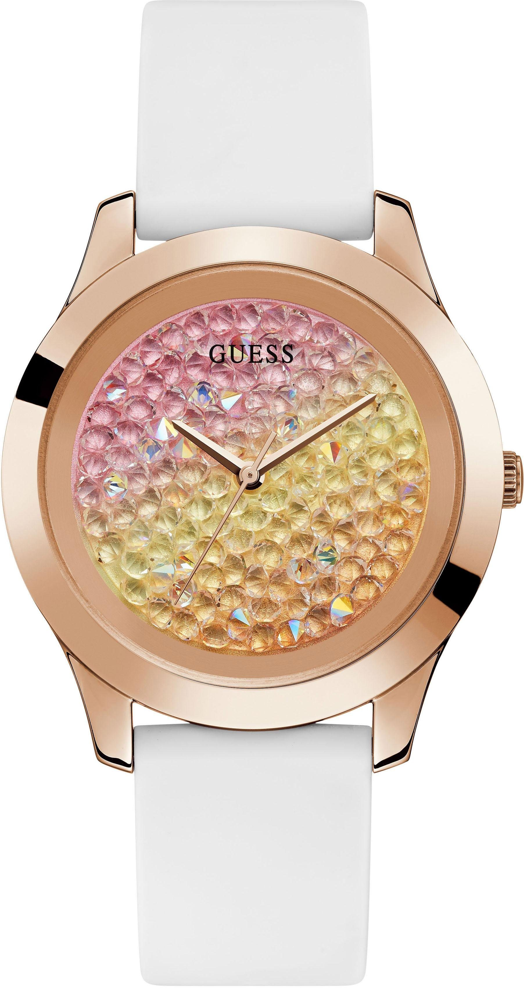 Guess Quarzuhr »CRUSH, W1223L3«