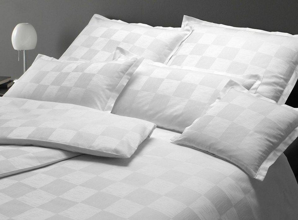 Bettwasche Merano Elegante Gewebtes Muster Otto