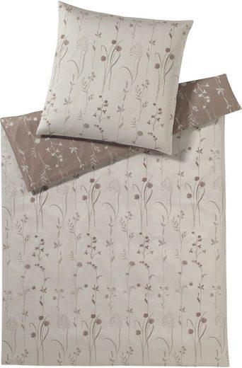 Bettwäsche »Provence«, Elegante, gewebtes Muster