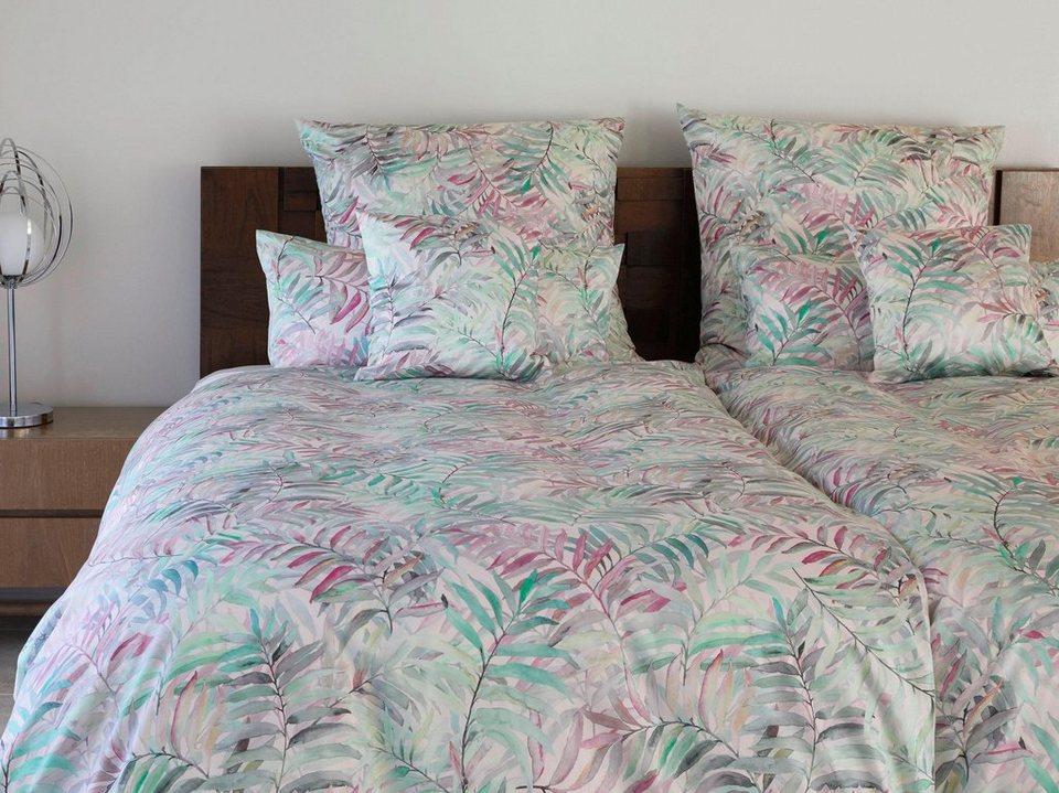 Bettwäsche Palmleaves Elegante Angenehmes Hautgefühlt Online