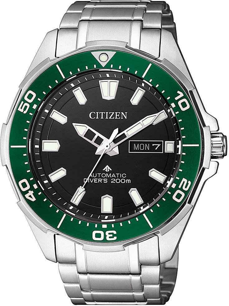 Citizen Taucheruhr »Promaster Marine Automatic Diver, NY0071-81EE«