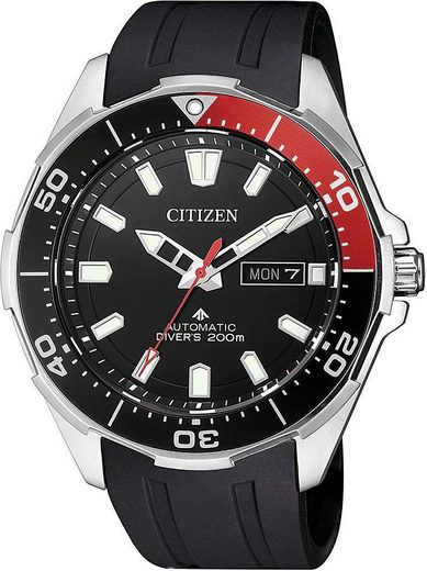 Citizen Taucheruhr »Promaster Marine Automatic Diver, NY0076-10EE«