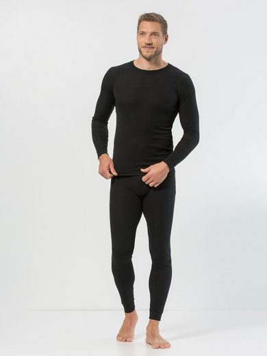 WHISTLER Funktionswäsche-Set mit Langarmshirt und Tight »Oppdal«