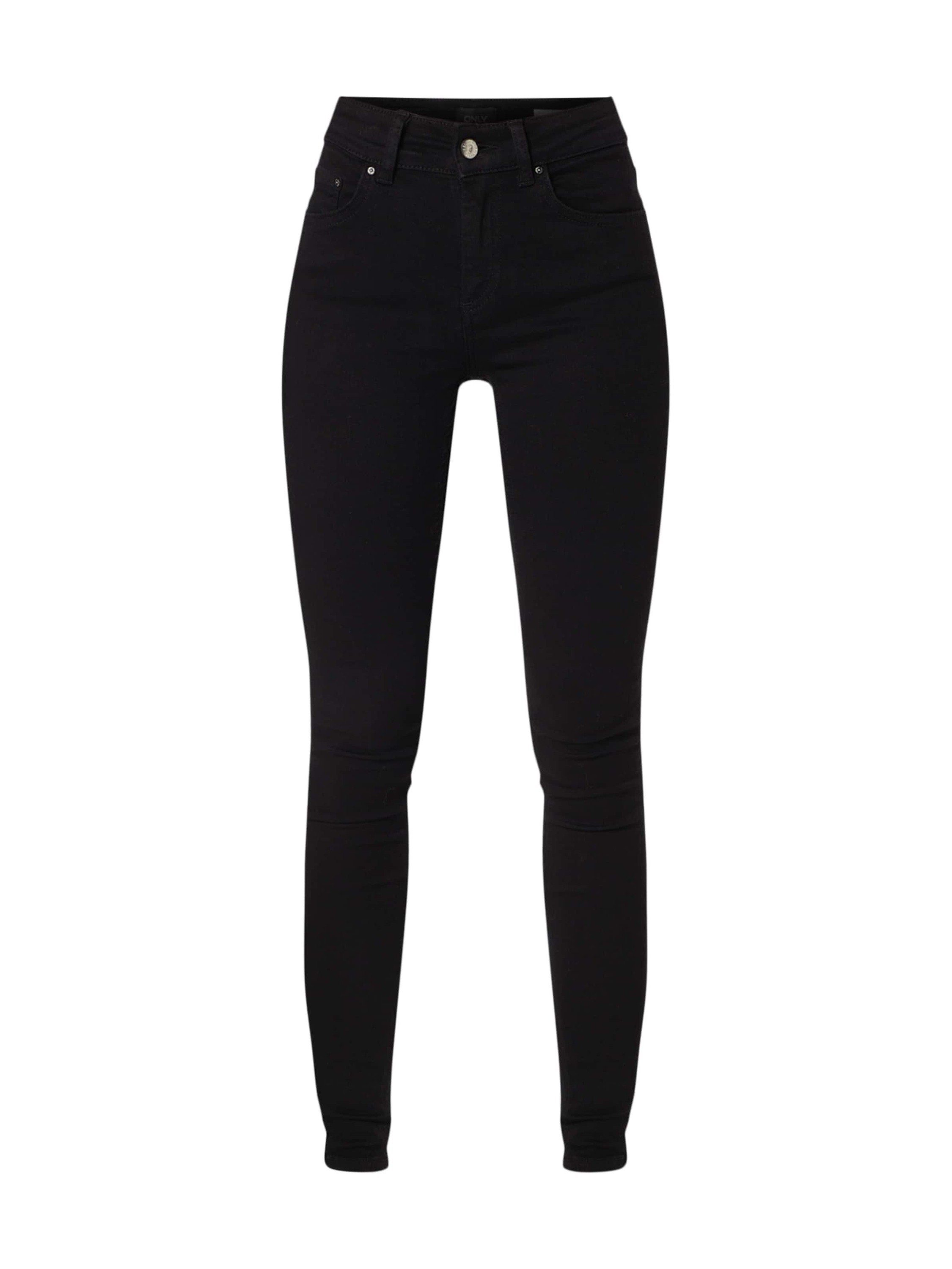 Only Skinny-fit-Jeans »BLUSH MID SKINNY JEANS REA2343«