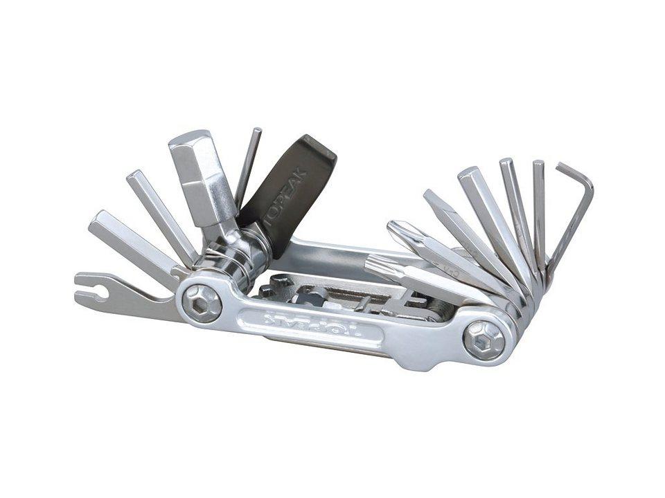 Topeak Werkzeug & Montage »Mini 20 Pro Miniwerkzeug silber«