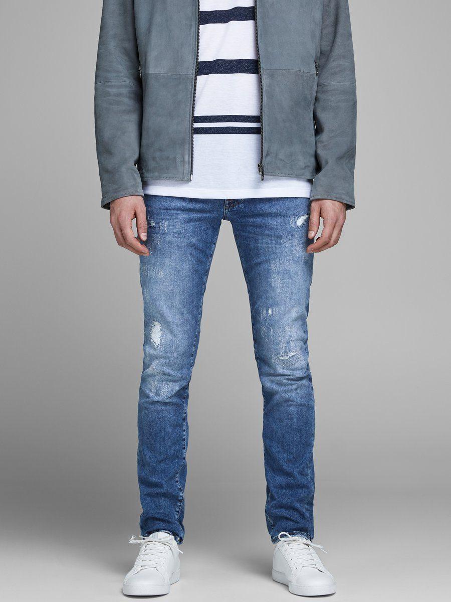 Jack & Jones GLENN ICON JOS 146 50SPS LID Slim Fit Jeans