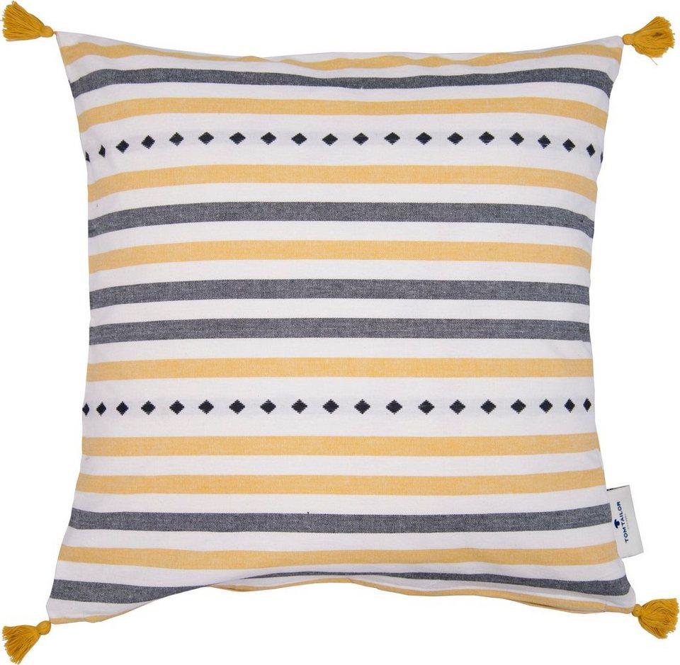 Kissenbezug Boho Stripes Tom Tailor Mit Streifen Online Kaufen Otto